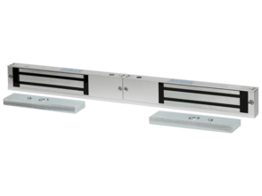 Новое предложение Smartec – электромагнитный замок для двустворчатых дверей ST-EL180MLD