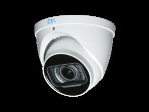 Расширение линейки мультиформатных камер RVi первой серии
