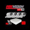 фото - Готовые комплекты видеонаблюдения Hikvision
