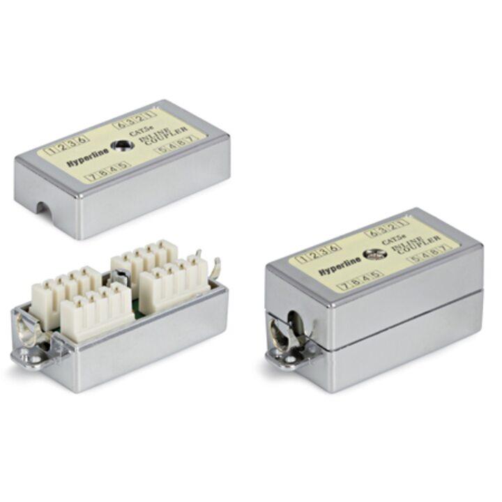Hyperline CA-IDC-C5e-SH-F-WH