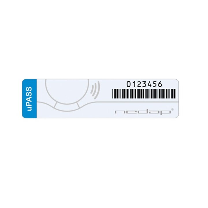 фото - Nedap UHF Windshield Tag