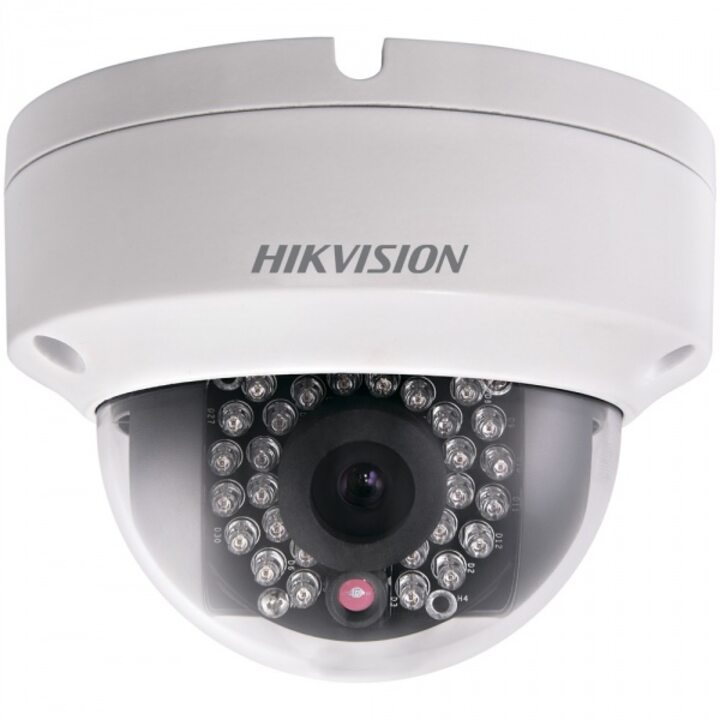 фото - IP камера 4 Мп купольная Hikvision DS-2CD2142FWD-I (4mm)