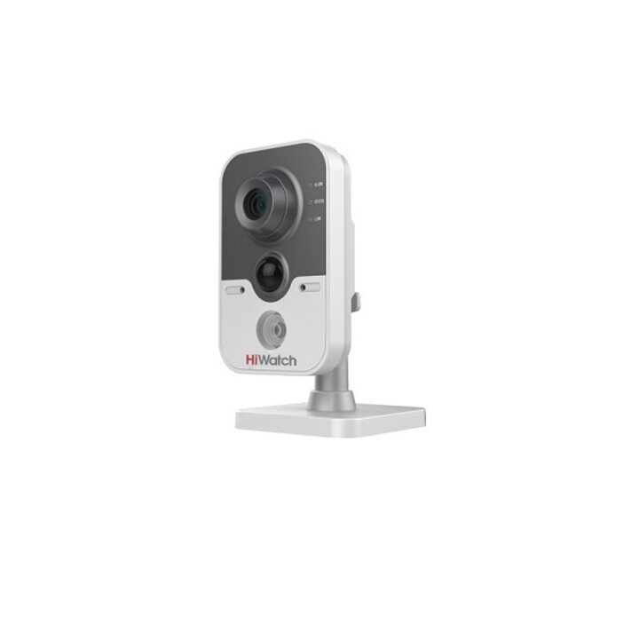 фото - Видеокамера IP 2 Мп компактная HiWatch DS-I214 (6 mm)