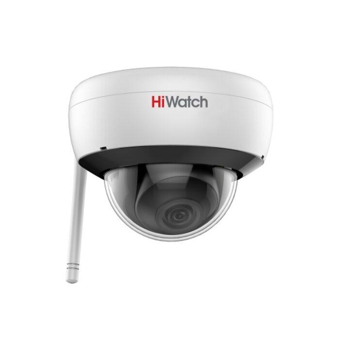фото - Видеокамера IP 2 Мп купольная с WIFI HiWatch DS-I252W (4 mm)