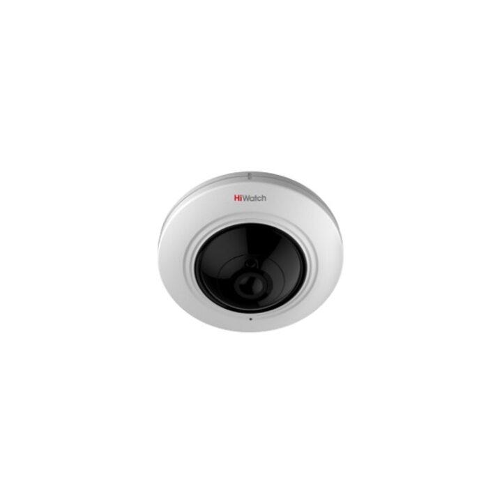 фото - Видеокамера IP 3Мп fisheye HiWatch DS-I351