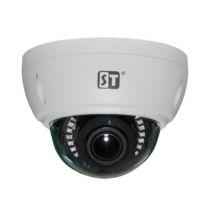 фото - Space Technology ST-172 IP HOME POE H.265, (объектив 2,8-12mm)